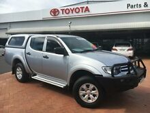 2013 Mitsubishi Triton MN MY12 GLX (4x4) 5 Speed Manual 4x4 Dual Cab Utility Dubbo 2830 Dubbo Area Preview