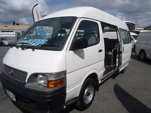 2003 TOYOTA HIACE VAN/BUS only 99000kms 12 seats Currumbin Waters Gold Coast South Preview