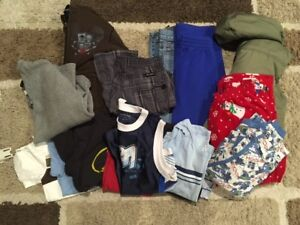 Variety of Boys Clothes