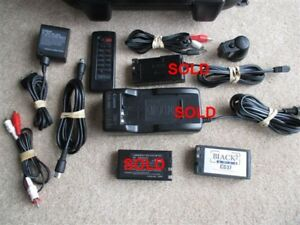 Canon E Series Used Camcorder accessories-E65- E250-E310-E350