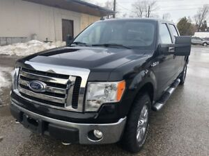 2009 Ford F-150 XLT_CREW CAB_4x4_5.4L_TOW PACKAGE_FINANCING AVAI