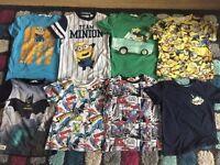 Boys t-shirts 6-8