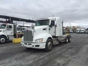 Kenworth T660 2012- ISX485- 18 vitesses- Sleeper 38""