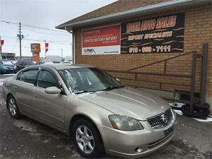 2005 Nissan Altima 2.5***ALLOYS***GREAT CONDITION**AS IS SPECIAL