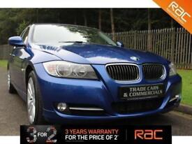 2011 11 BMW 3 SERIES 2.0 320D EXCLUSIVE EDITION 4D 181 BHP DIESEL