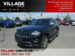 2016 Jeep Grand Cherokee Limited Tech PKG Panoroof Luxury PKG Le