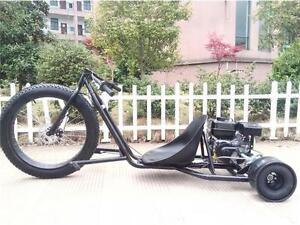 T4B Motorized Drift Trike - Go Kart Buggy 200cc Cheap !
