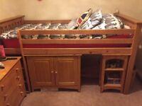 Julian Bowen Sleepstation Cabin Bed