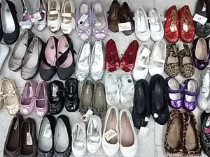 Dress shoes for girls sizes 3-7Y