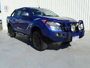 2015 Mazda BT-50 UR0YF1 GT Blue 6 Speed Sports Automatic Utility Canning Vale Canning Area Preview