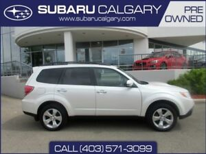 2012 Subaru Forester 2.5XT l AWD l CLEAN CAR PROOF