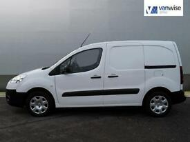 2014 Peugeot Partner HDI PROFESSIONAL L1 625 Diesel white Manual