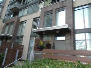 Rarely Available 1 Bed Condo Townhouse At Gallery-City Place