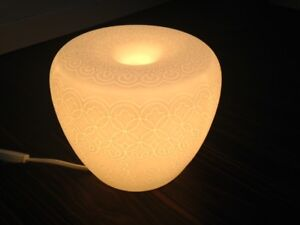 IKEA Table Lamp  L White Bedside