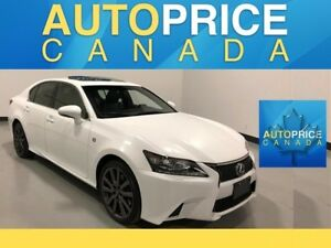 2014 Lexus GS 350 F-SPORT|NAVIGATION|REAR CAM