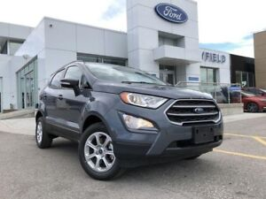 2018 Ford EcoSport SE WINTER PERFORMANCE PACKAGE INCLUDED – 0...