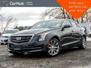 2018 Cadillac ATS Sedan Luxury AWD|Navi|Sunroof|Backup Cam|Bluet