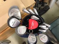 Ladies right handed Tour Hawk Golf Clubs