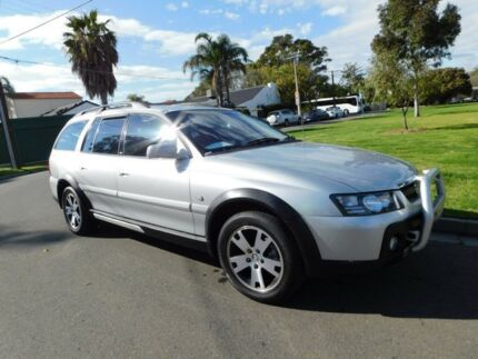 2005 Holden Adventra VZ LX6 Silver 5 Speed Automatic Wagon Somerton Park Holdfast Bay Preview