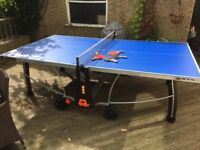 Table Tennis Table - Cornilleau 300S Crossover