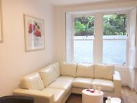 Maindoor Garden flat 2 bedrooms, Bruntsfield Merchiston EH10 modern and refurbished with oak floors