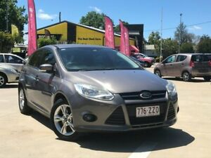 2011 Ford Focus LW Trend Grey 5 Speed Manual Hatchback South Toowoomba Toowoomba City Preview