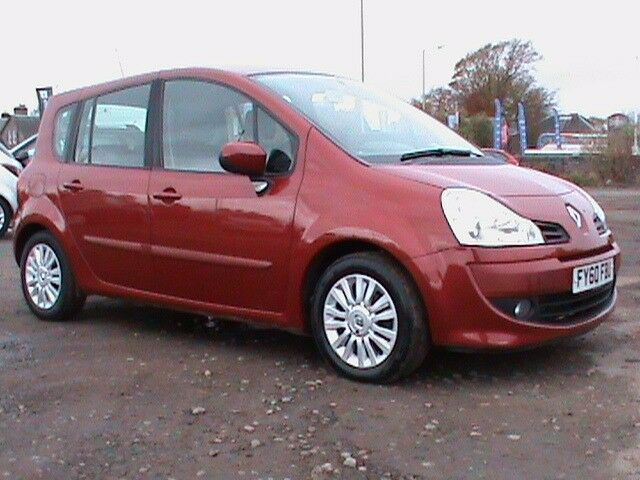 RENAULT GRAND MODUS 1.5 D AUTOMATIC £30 RD TAX 1 TYRS MOT CLICK INTO VIDEO LINK TO SEE MORE OF CAR