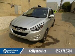 2014 Hyundai Tucson GLS 4dr All-wheel Drive