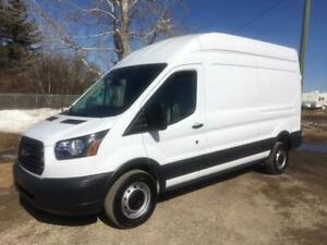 2018 Ford Transit T250 High Roof LWB,Loaded ,Cargo Van
