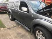 wrecking nissan d40 NAVARA mnt extra cab 2009 yd25 space cab thai Slacks Creek Logan Area Preview