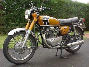 WANTED: Honda CB350 or CB360 to restore
