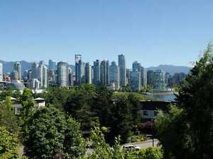 1Br & Den / 750 Sf - Beautiful view False Creek