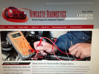 Newcastle Diagnostics for All Your Car Diagnostic Tools & Mileage Correction Tools +Correct from £40