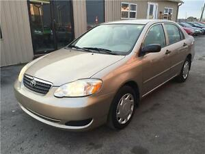 2005 Toyota Corolla CE*****AUTOMATIC****ONLY 157 KMS******* London Ontario image 4