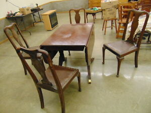 5 Piece Duncan Phyffe Dining Room Set