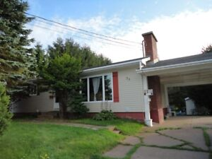 3-Bedroom Apartment in Amherst, NS for Rent