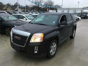 2015 GMC Terrain SLE FWD black on black jus 26.000 km