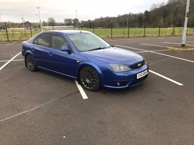 2002 Ford Mondeo St220 30 V6 Mot Nov 17 In Londonderry