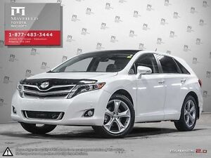 2016 Toyota Venza Limited V6 All-wheel Drive (AWD)