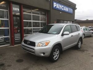 2008 Toyota RAV4 | CHECK OUR NEW SITE PAYCANMOTORS.CA!!!