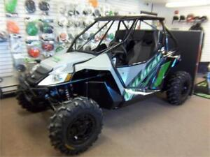 18 TEXTRON/ARCTIC CAT WILDCAT X LIMITED 1000!