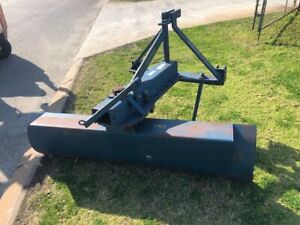 Grader Blade Berrends 6ft Heavy Duty Malaga Swan Area Preview