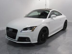 Audi TT QUATTRO 2.0T S-LINE 2011