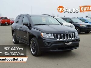 2011 Jeep Compass Sport/North 4dr 4x4