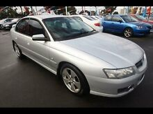 2005 Holden Commodore LUMINA EXECUTIVE VZ Silver 4 Speed Kingsville Maribyrnong Area Preview