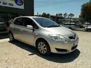 2009 Toyota Corolla ZRE152R Ascent Silver 6 Speed Manual Hatchback Bayswater North Maroondah Area Preview