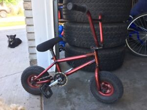 mini BMX bike NEW