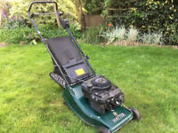 Hayter Harrier 41 Roller Petrol Mower