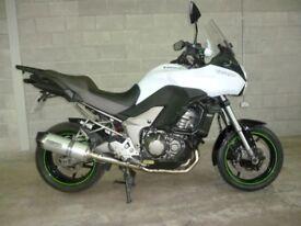 2013 Kawasaki Versys 1000 fully loaded