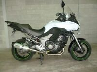 2013 Kawasaki Versys 1000 fully loaded